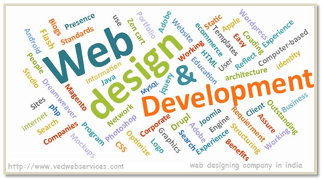 Web Design & Development.